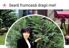 Am vazut pe stalpi poze cu Doina…
