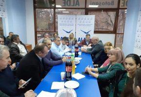 Duhul ALDE: Invierea a venit mai devreme la Nova ApaServ!