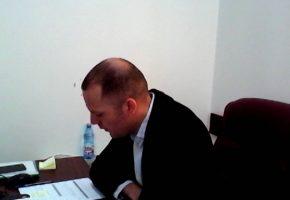Viceprimarul Murariu se sufoca de inactivitate si s-a apucat de scris comunicate!