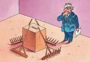 Dilema alegatorului din Botosani cand are de pus stampila doar pe non-valori!